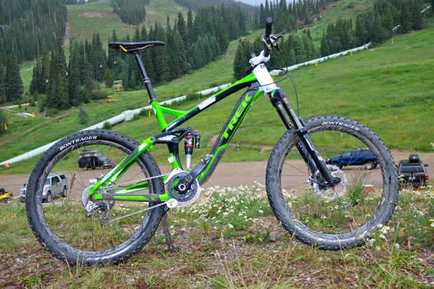 Schnell's 2012 Trek Slash