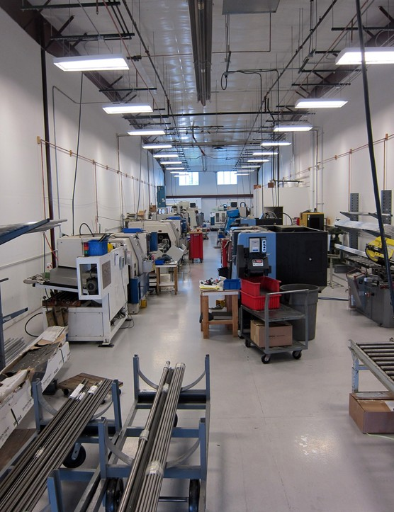 Save for bearings, Wheels Manufacturing produce all of their products in-house in Louisville, Colorado. As general manager Dan DePaemelaere puts it,