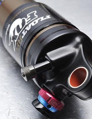 Fox Float RP23 Kashima rear shock