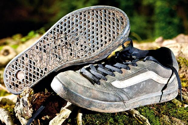 d9c2105f2f Vans Gravel shoe - BikeRadar