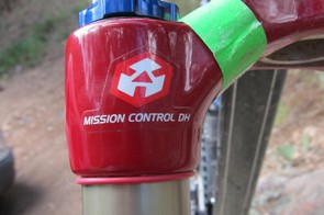 RockShox's 2012 Lyrik Dual Position Air has Mission Control DH damping