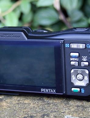 Pentax WG1 GPS