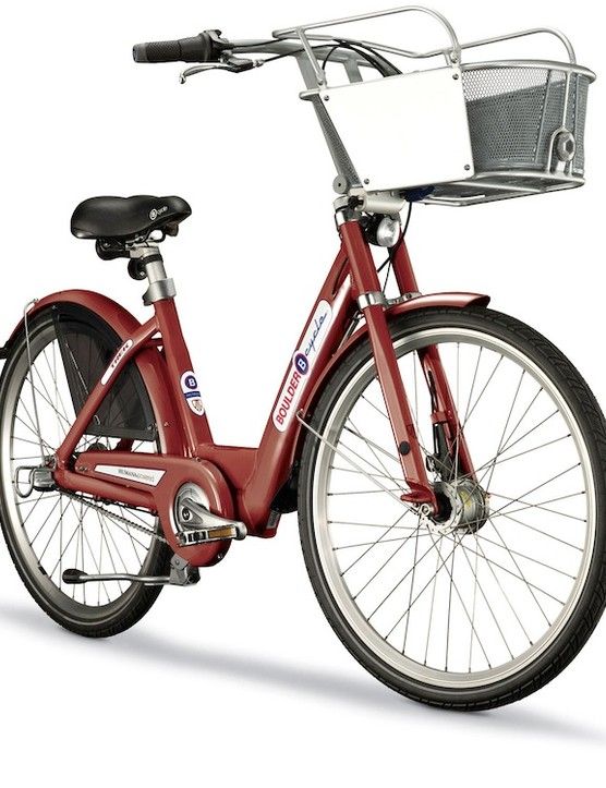 The B-Cycle