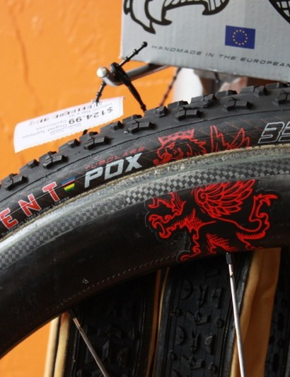 Clement's new 33mm PDX tubular