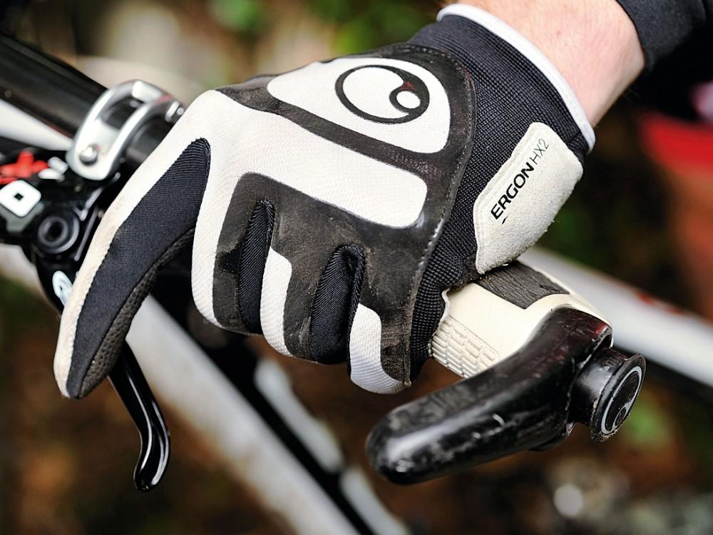 Ergon HX2 gloves