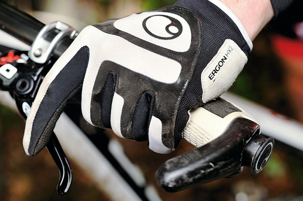 Ergon HX2 gloves