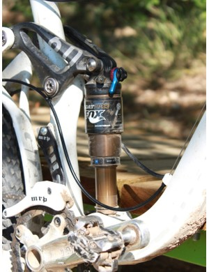We rode the Reign with 2011 and 2012 Fox RP23 shocks