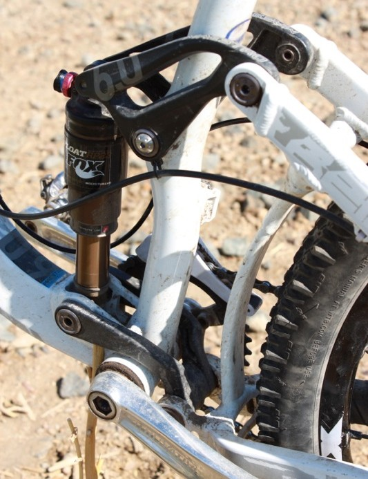 Giant's Maestro linkage and PowerCore press-fit bottom bracket