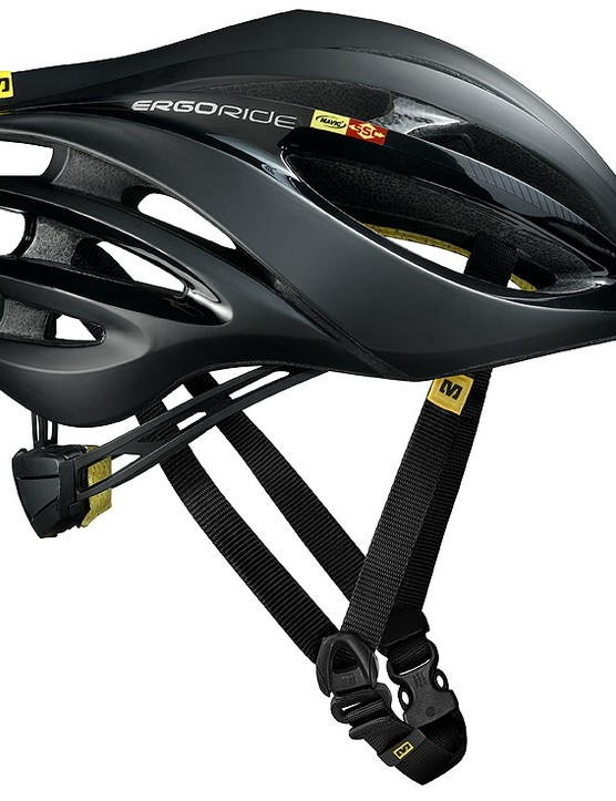 For those who want a more subdued look, Mavic will also offer the top-end Plasma SLR in black