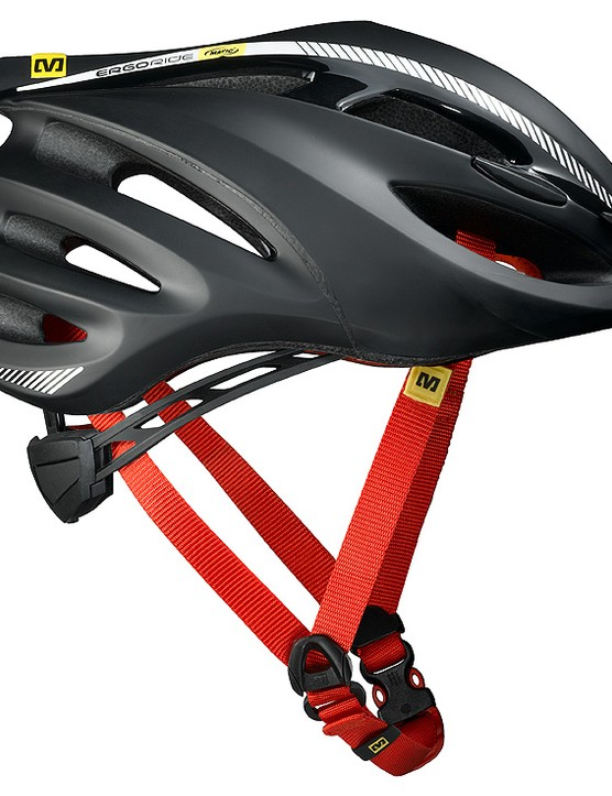 The Syncro is Mavic's entry-level helmet for 2012 at US$125