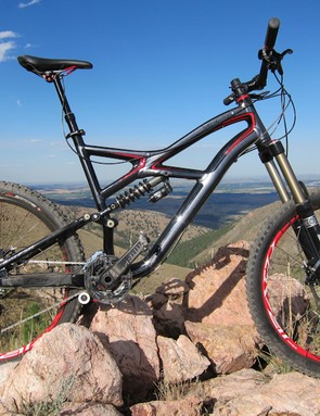 The new coil-sprung Specialized Enduro EVO