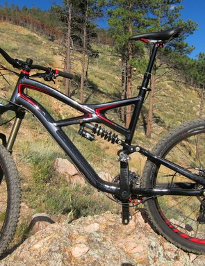 The New EVO is better suited for shuttle runs than self-propelled riding, but can still make it to the top in a pinch
