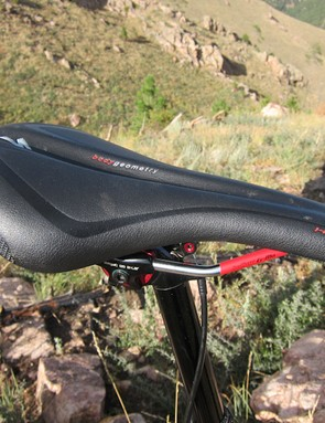 Specialized got the Body Geometry part of their saddle right, but the quality was sub-par, with the rails loosening up after the first ride