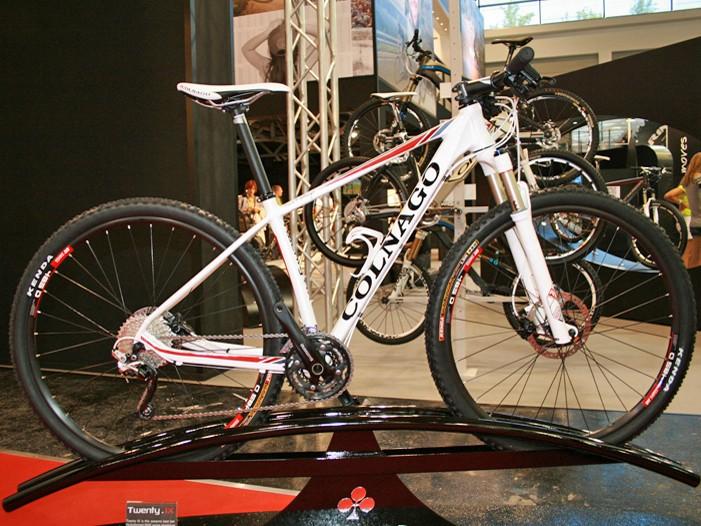 Colnago have a new 29er mountain bike, the Twenty IX