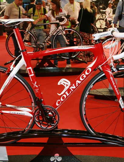 Colnago's CLX 3.0 is also available with mechanical transmissions including Shimano 105
