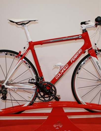 The Colnago for Ferrari CF9 is aimed at city riders