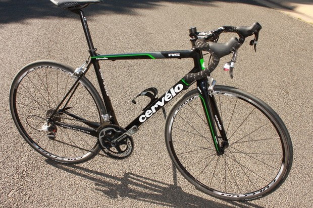 Cervelo's R5 is one of the most stable and fun bikes we've ridden this season