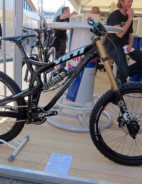 Yeti's new 303 WC was derived straight out of their World Cup racing program