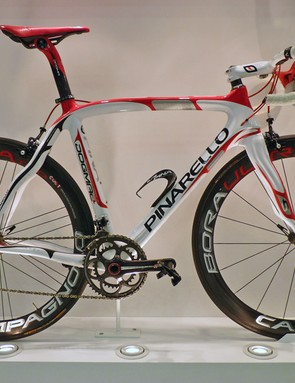 The Dogma2 is Pinarello's new flagship road bike