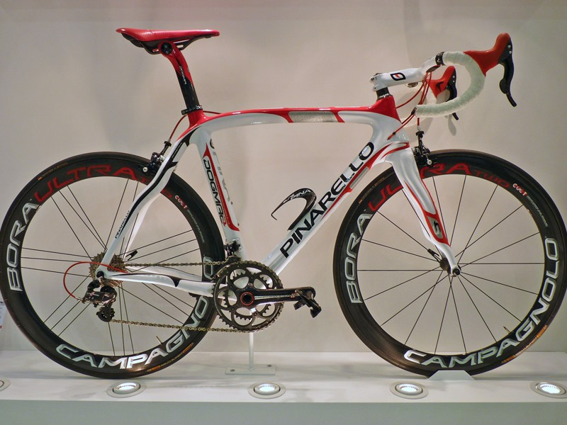 30f95dd02cf Eurobike 2011: Pinarello Dogma range expands - BikeRadar