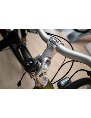 All bikes across the Starke range are one-size-fits-all, with the stem offering adjustment for different rider heights