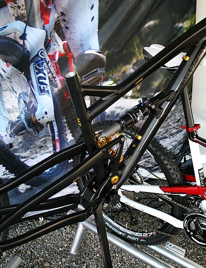 The Ariel frameset will cost £1,099.99