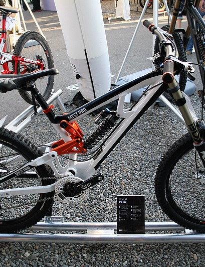 The 'entry-level' Saracen Myst Pro