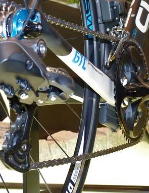 Cube are using Shimano Ultegra Di2