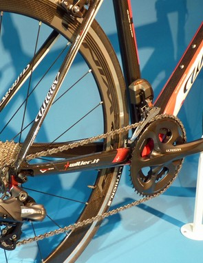 Wilier are using Shimano Ultegra Di2