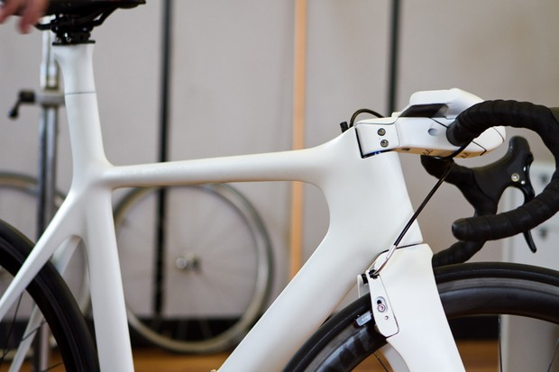 Parlee teamed with Toyota to build a bike that shifts via thought