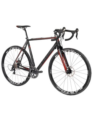 Stevens' Vapor 150 is an aluminum disc crosser that will be available for sale in 2012