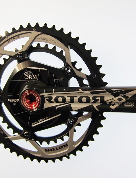 SRM seemingly make a power meter to fit nearly every popular crankset with a removable spider