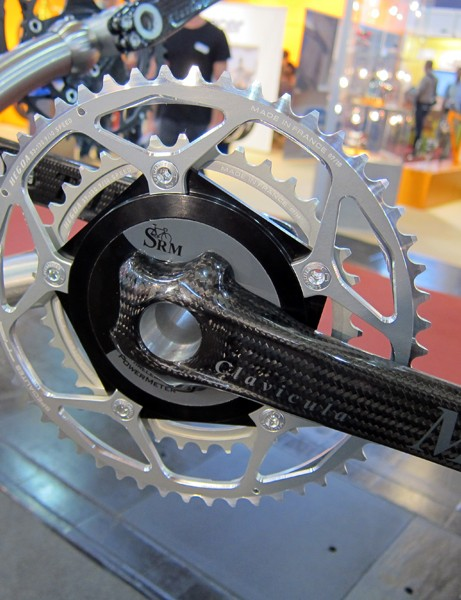 THM's SRM option adds up to one of the most expensive variants for measuring power
