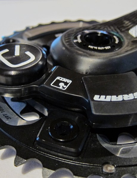 One of Quarq's hallmarks has been user-replaceable batteries