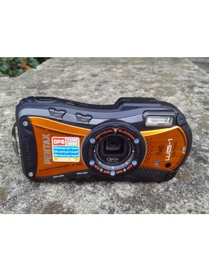 Pentax Optio WG-1 GPS camera