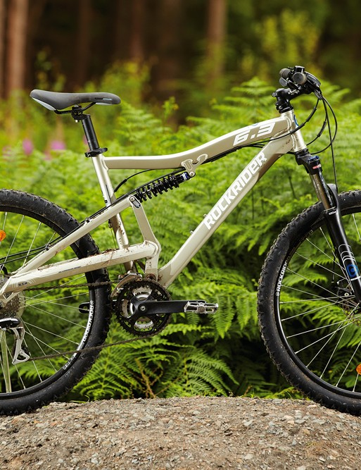 Decathlon B'Twin Rockrider 6.3