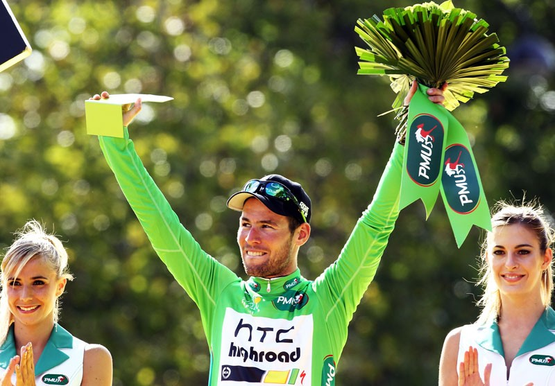 Tour de France green jersey winner Mark Cavendish has been confirmed as a starter for the Tour of Britain