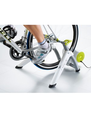 Tacx's new mid-range Vortex trainer features wireless controls and can be linked up to your computer