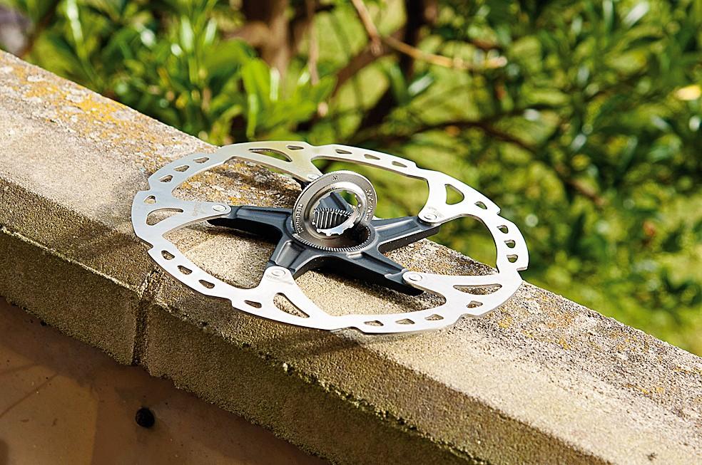 Shimano SLX Centrelock rotor