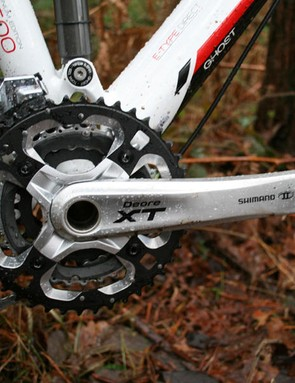Shimano XT is called 'benchmark' kit for a reason