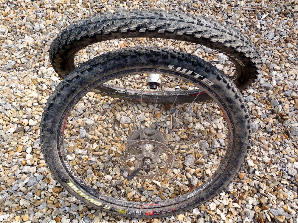 WTB Mutano 2.4in TCS AM Tyres
