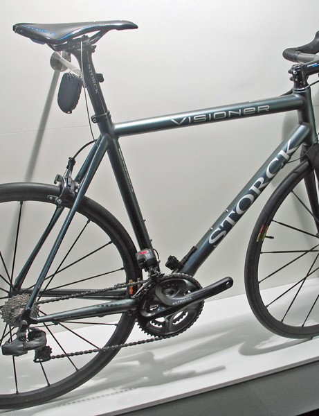 Storck's all-new aluminium Visioner with Ultegra Di2