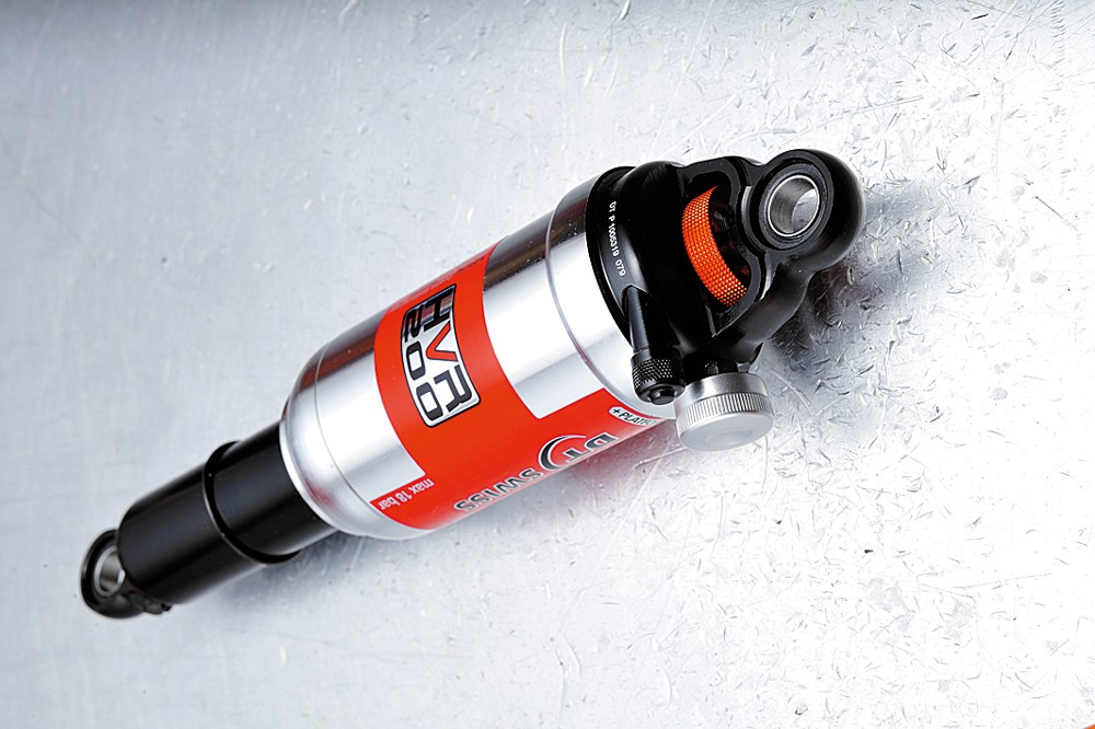 DT Swiss HVR rear shock