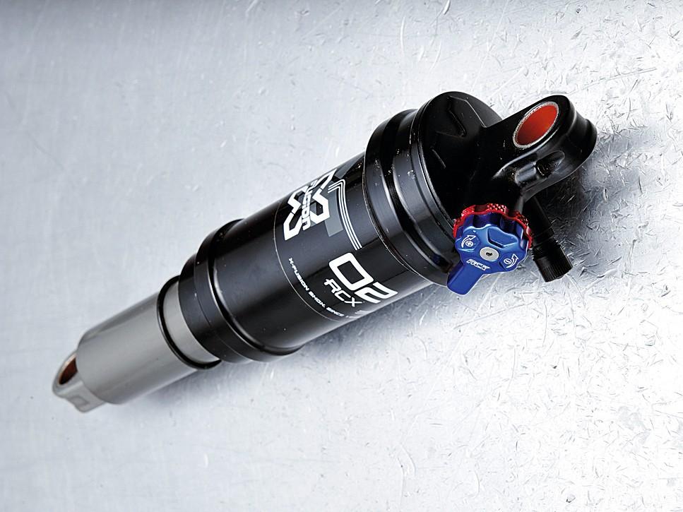 X-Fusion 02 RCX rear shock