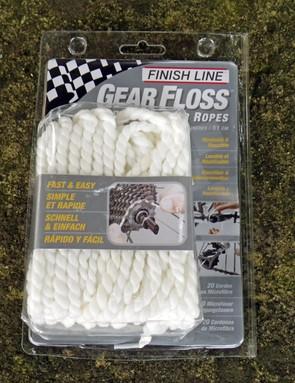 Finish Line Gear Floss