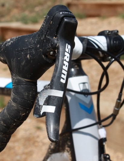 SRAM's Force group is proven for cyclo-cross