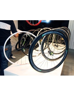 Hope's range of wheel offerings continues to grow for 2012