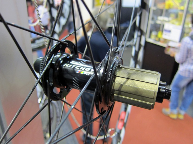 Ritchey's WCS Vantage II Carbon 29er hubs are fitted with German SKF bearings
