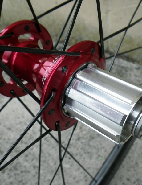 Smart ENVE System 3.4 wheelset