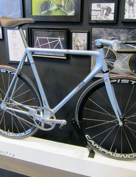 Cinelli is offering a modern retake on its classic Laser for 2012 but get in line quickly and bring lots of cash.